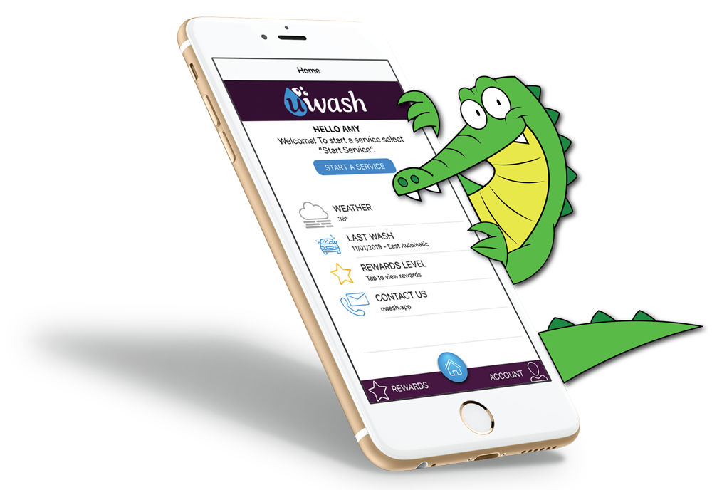 UWashApp Car Wash App