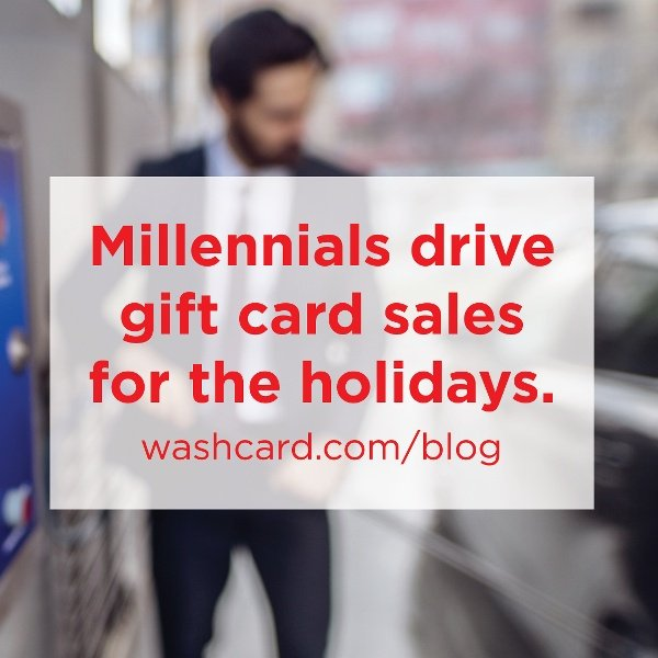 Millennials Driving the Growth of Gift Card Use