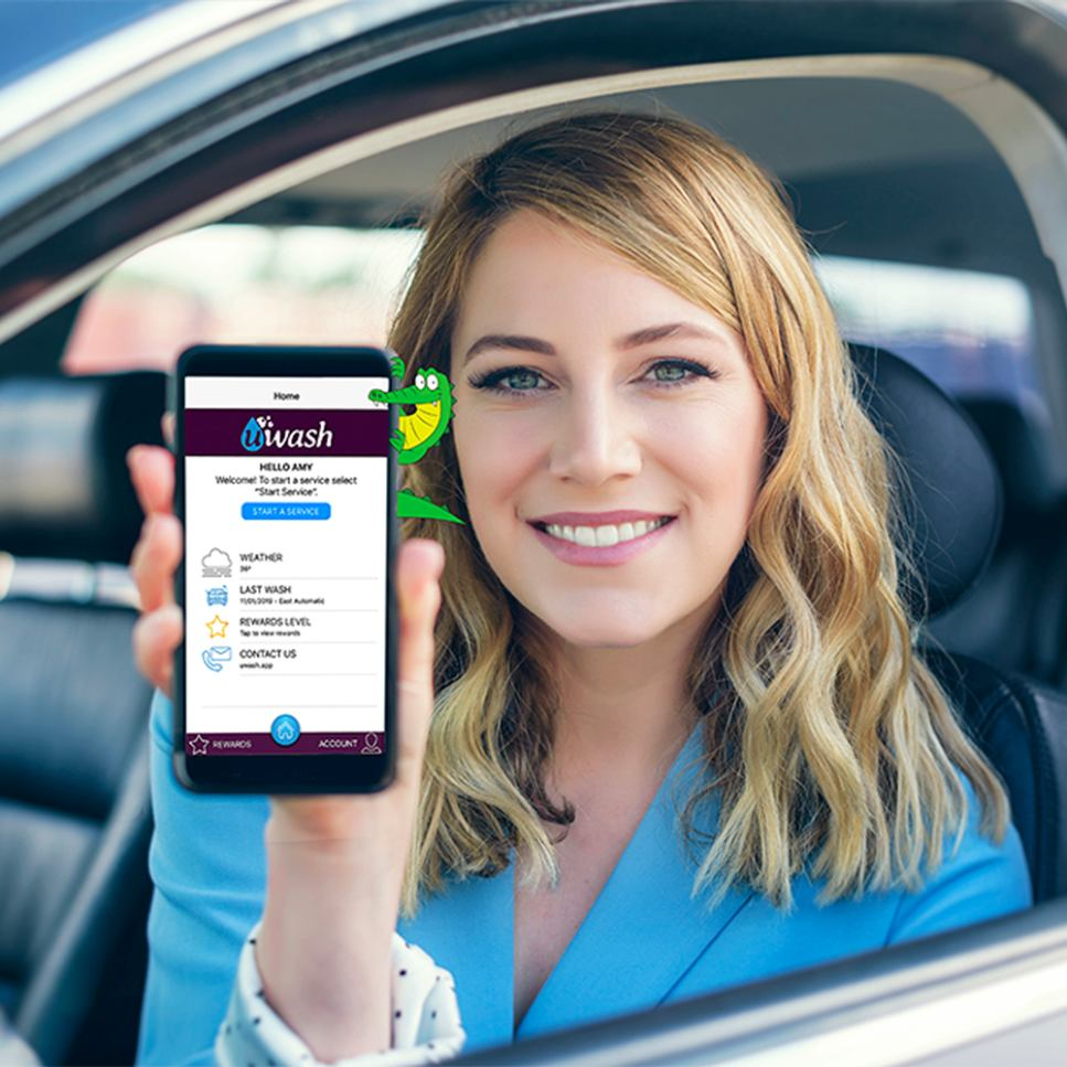 Lowering Your Car Wash Expenses With an App
