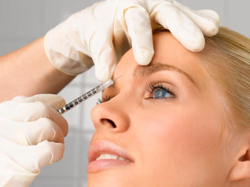Asheville botox injection