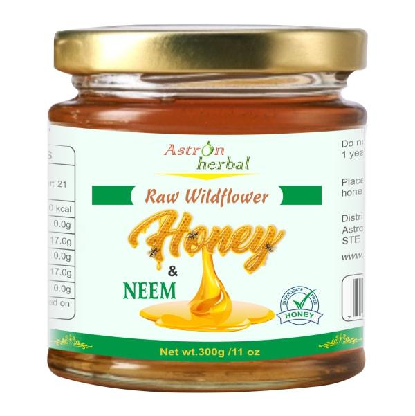 Neem Honey ( Raw Wildflower )