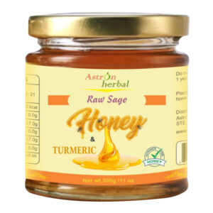 Turmeric Honey ( Raw Sage )