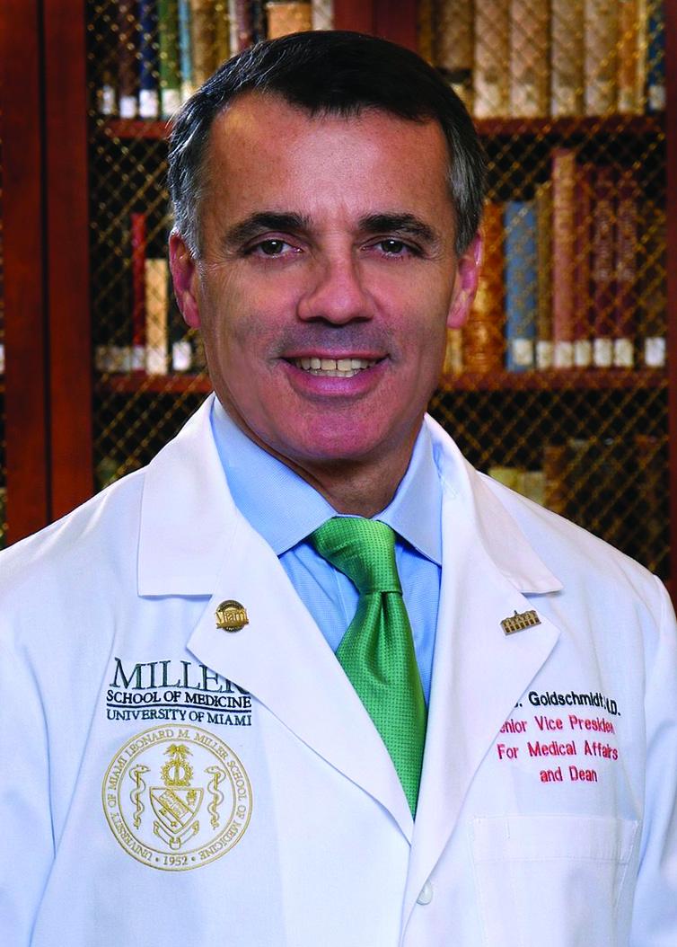 Pascal Goldschmidt, M.D.