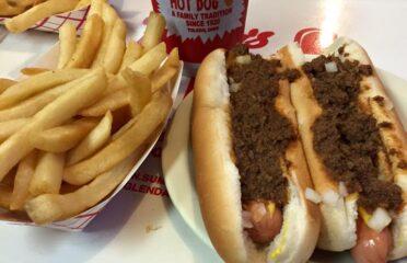 Rudy's Hot Dog