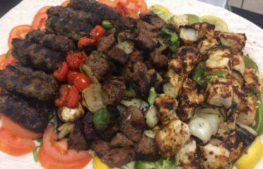 Damascene Grill