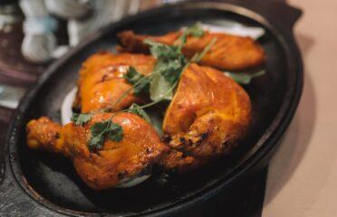 Tandoor Cuisine of India