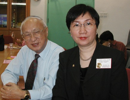 Lilian and Kee Ming