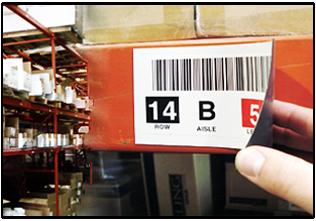 Warehouse Labels