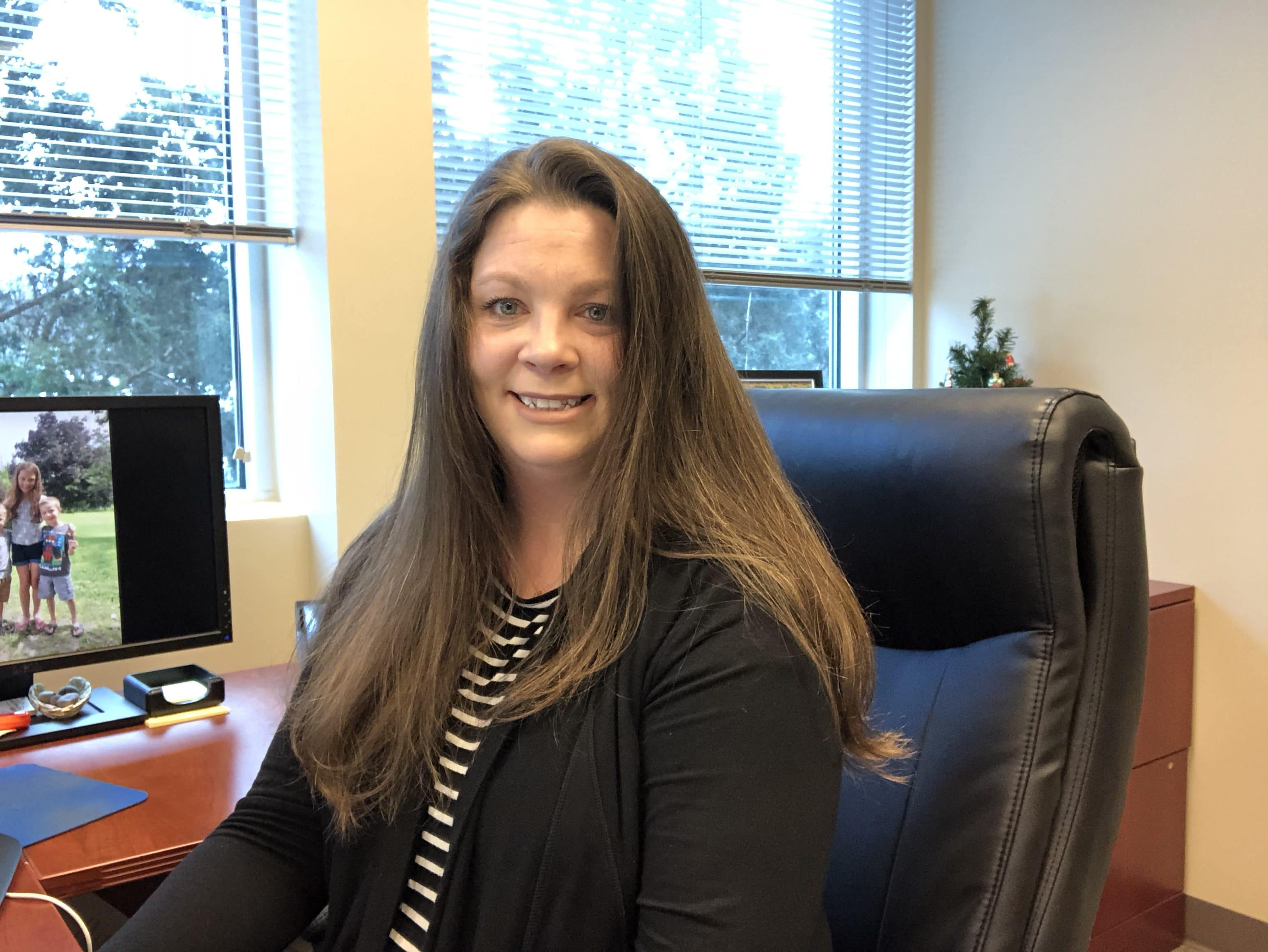 Michelle Delgaudio, Senior Loan Processor at Northeast Funding Services