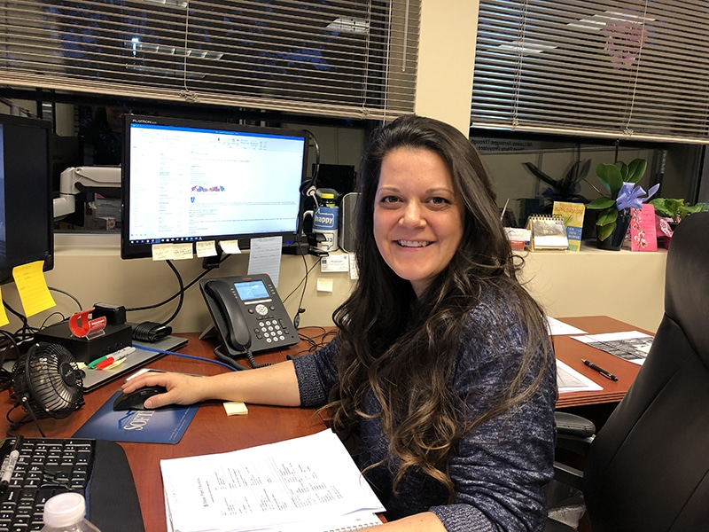 Angela B. Consolo, Mortgage Processor at Northeast Funding Services