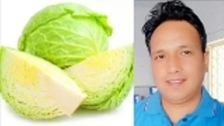 Health : मोटापे को कम करने के लिए आदर्श आहार है पत्तागोभी : भरत गिरी गोसाई