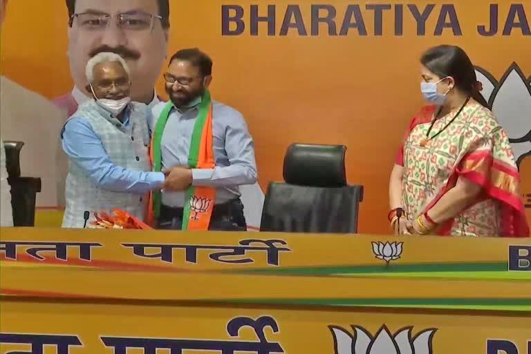 बड़ी खबर : धनोल्टी से निर्दलीय विधायक प्रीतम पंवार भाजपा में शामिल