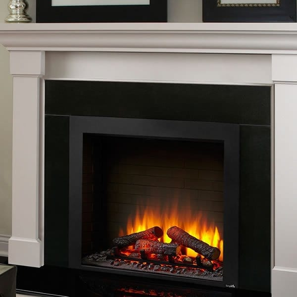 Majestic Simplifire Built In Electric Fireplace