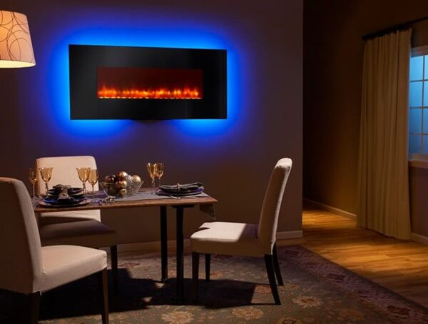 WallMount SimpiFireplace