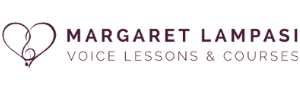 Learn to Sing with Margaret Lampasi | Albany, Niskayuna, New York Voice Lessons and Training Logo