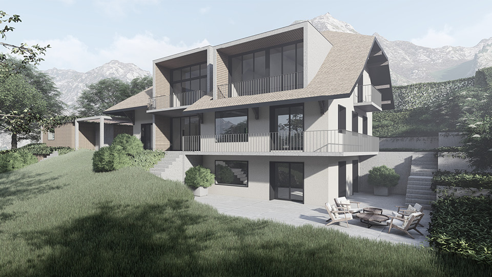 Annecy Residence, France