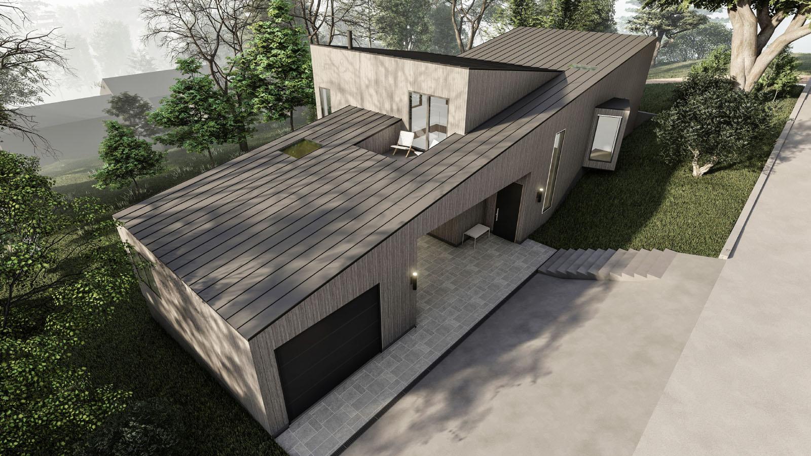 Ashland Residence, Ashland, Oregon