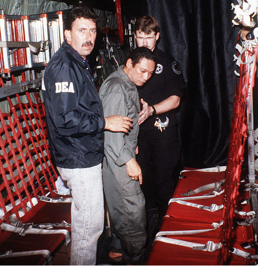 Cartel Drug Bosses Helped U.S. Convict Noriega