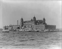 Ellis Island, immigrant reception station