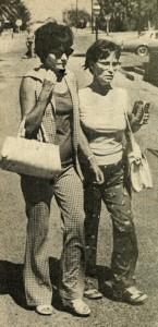 Tison, Dorothy (L), sister Carol