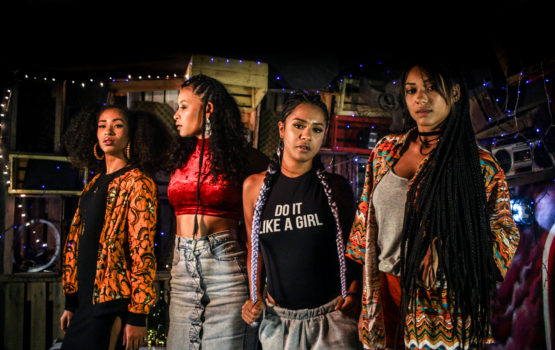 Grupo capixaba Melanina MCs num papo reto sobre som