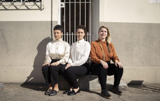 Três mulheres cantando, compondo e criando: conheça Bolerinho