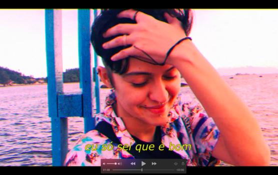 Exclusivo: Natália Carreira escreve carta de amor para namorada e lança clipe