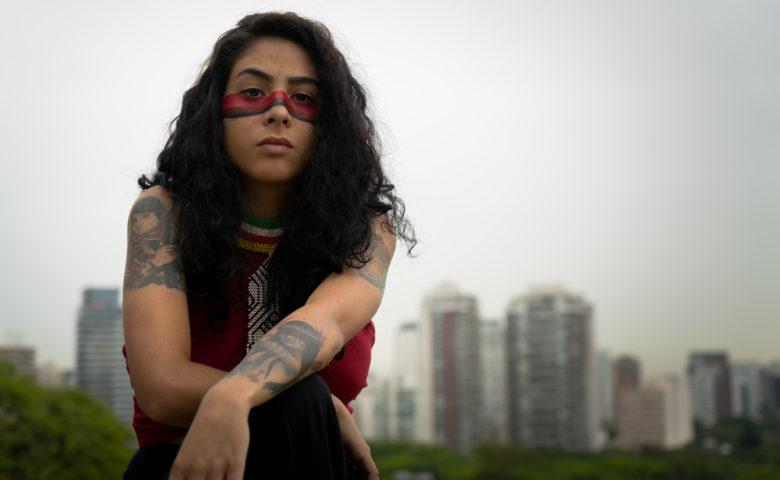 Souto Mc estreia quadro sobre mulheres indígenas em programa de rádio