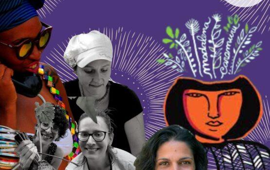 Regina Santos estreia REANCESTRALIZAR, coluna mensal sobre afrobrasilidade