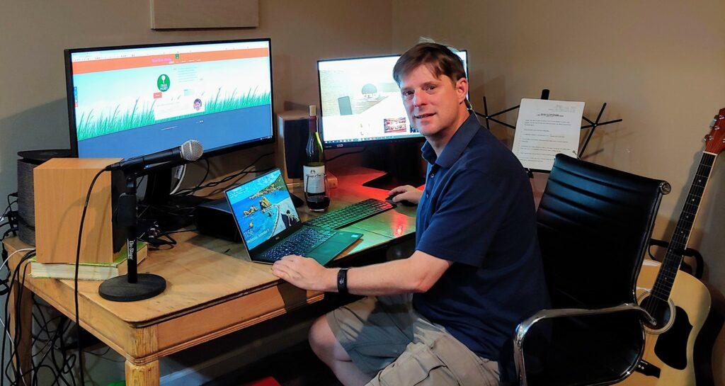 Author Anthony Trendl