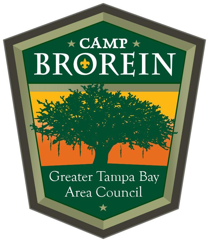 Camp Brorein Logo