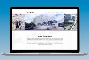 ATLNext Website / Template