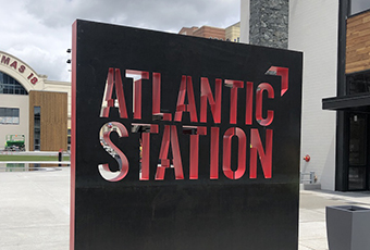 Atlantic Station-Central Park / HGOR