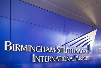 Birmingham-Shuttlesworth International Airport