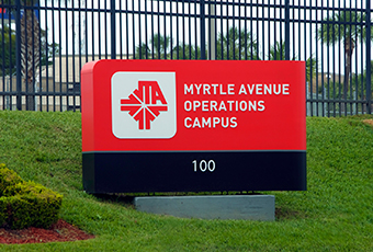 Jacksonville Transportation Authority Myrtle Avenue Campus