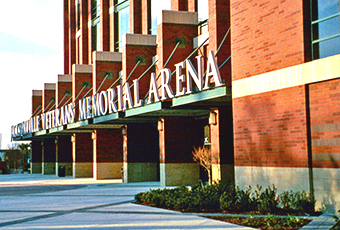 Jacksonville Veterans Memorial Arena / Baseball Grounds