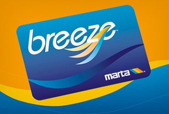 MARTA Breeze Card