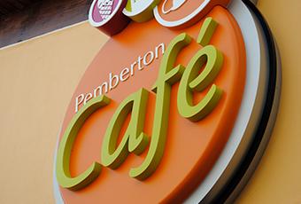 Pemberton Cafe