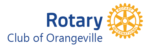 Orangeville Rotary logo