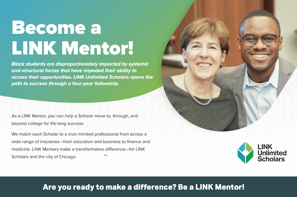 LINK Mentor event