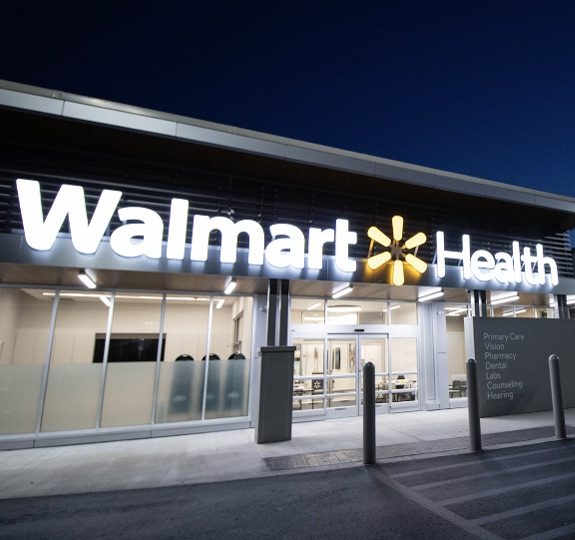 Walmart's First Healthcare Services 'Super Center' Opens