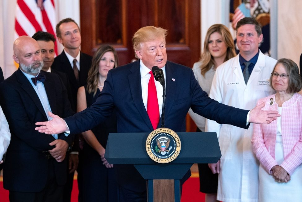 KABOOM! Trump Administration Pronounces Death Sentence on Secret Health Care Prices