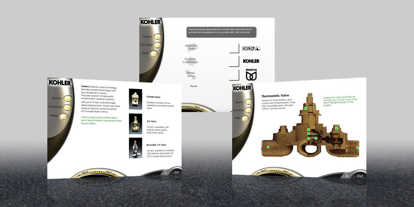 Kohler User Interface