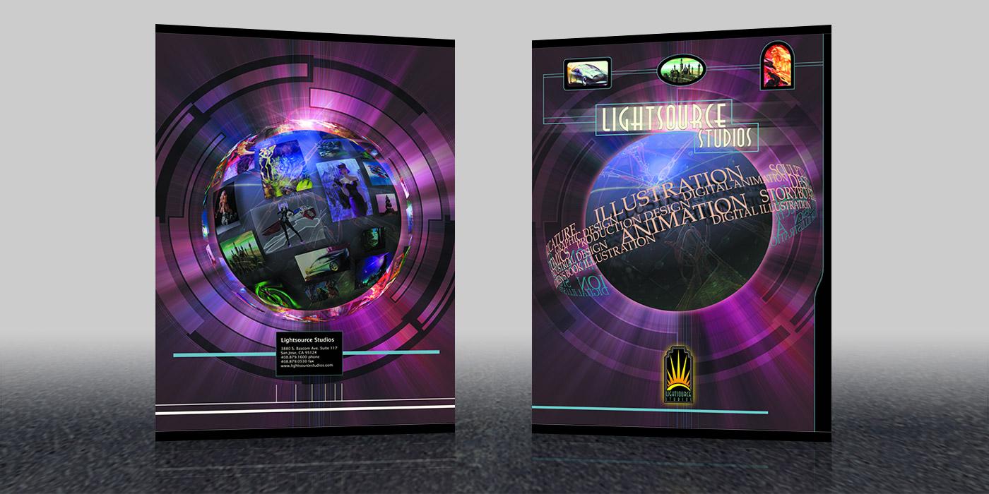 Lightsource Studios Presentation Folder