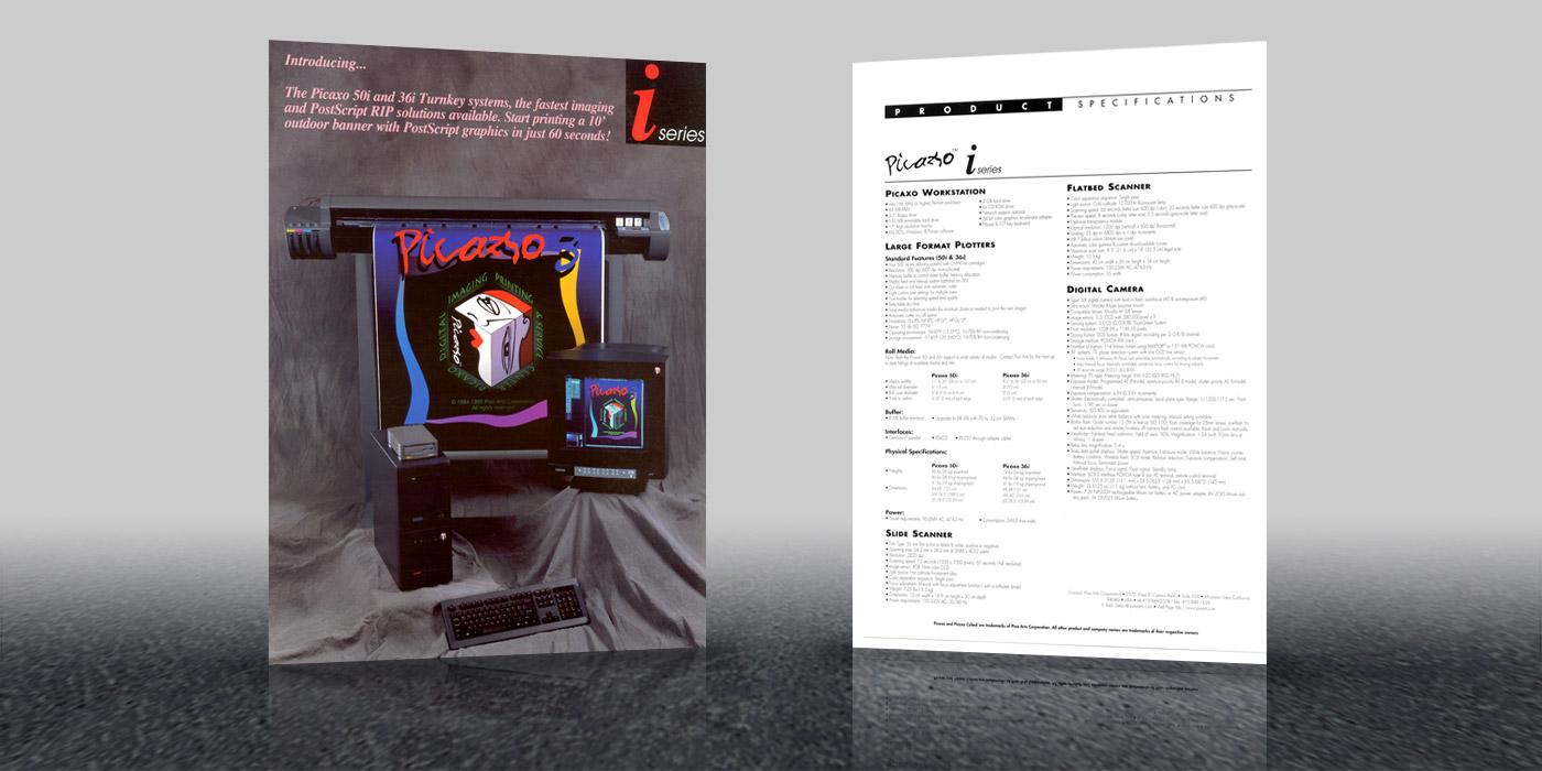 Picaxo Turnkey System Data Sheet
