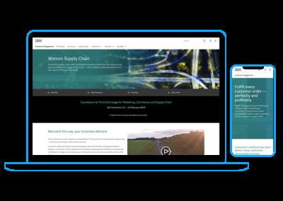 Watson Supply Chain Site
