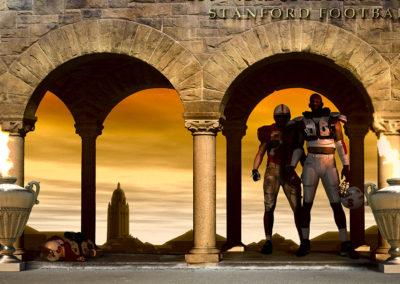 Stanford Football 2001 Media Guide