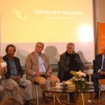 Antonio Paoli, Natalio Hernández, Jesús Silva-Herzog, Fernando Nava y Jaime Labastida