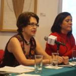 Cecilia Ímaz Bayona y Leticia Calderón Chelius