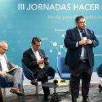 Daniel Coulomb, Roberto Martínez Yllescas, Marco Fernández y Lidia Camacho
